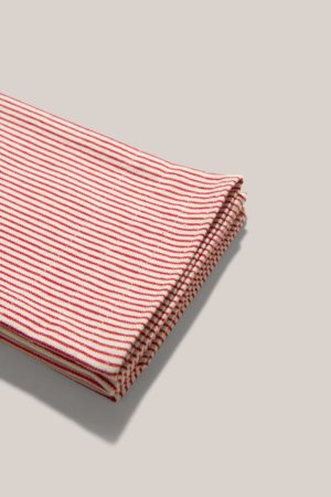 atelier saucier candy stripe tea towels