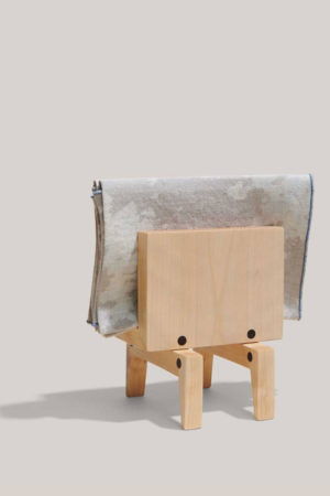 atelier saucier napkin holder